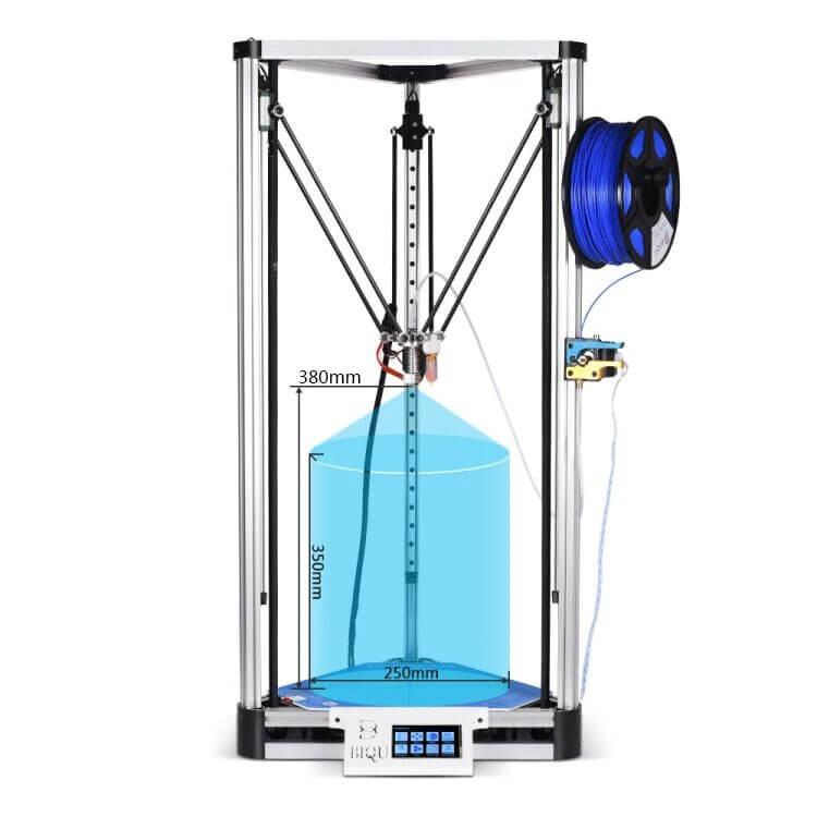 BIQU Kossel Pro 3D Printer specs