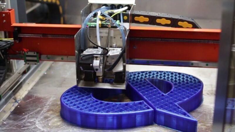 Cosine Additive AM1 3D Printer print quality