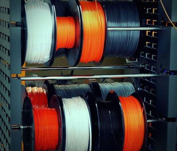 Cosine Additive AM1 3D Printer print type