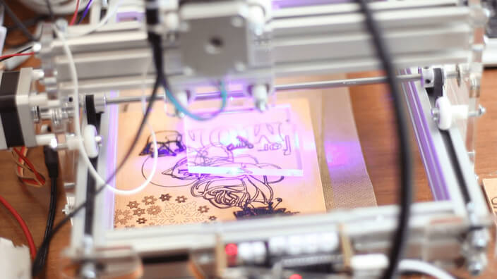 How Does Laser Engraving Glass Work