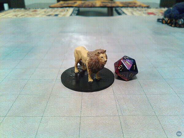 Lion for Tabletop Gaming