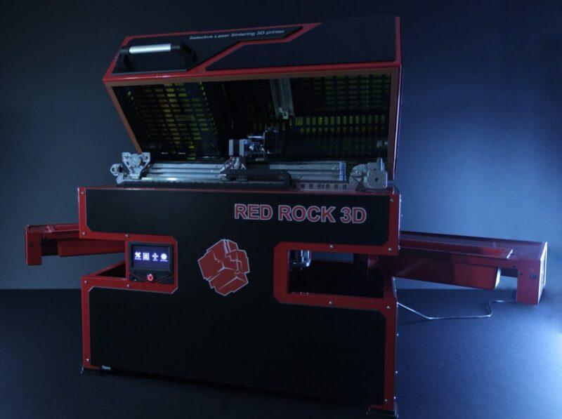 Red Rock 3D printer