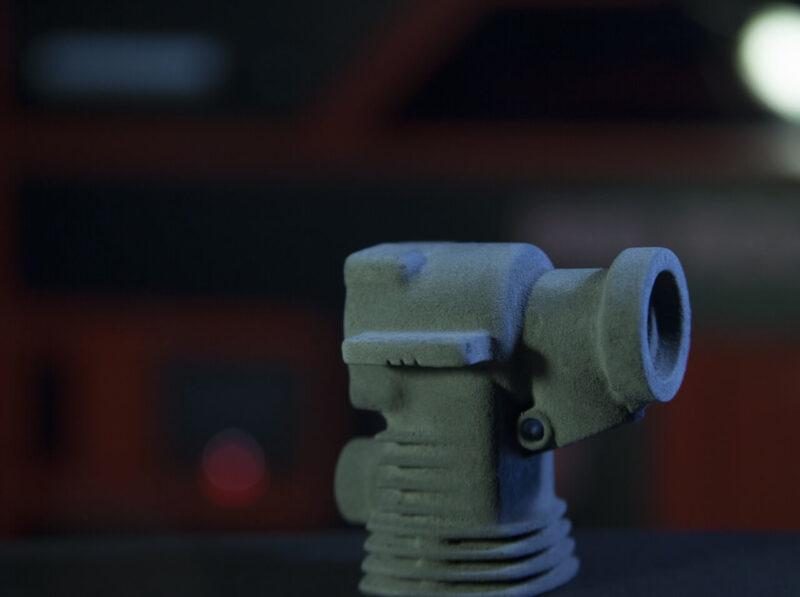 Red Rock 3D printer print quality