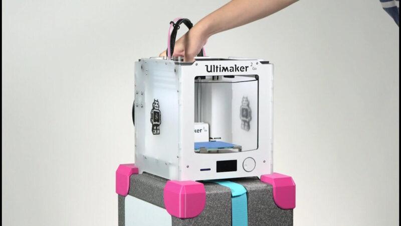 Ultimaker 2 Go print type