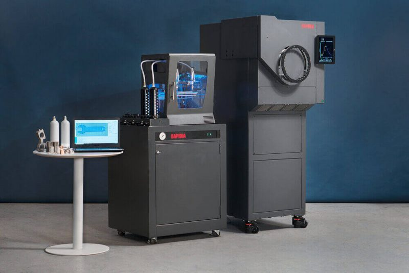 rapidia metal 3d printer