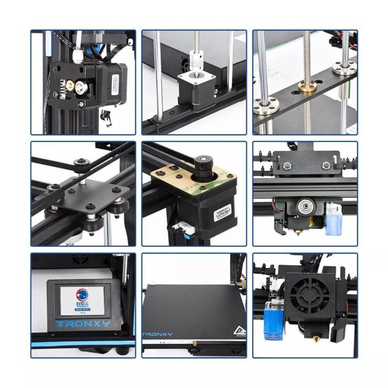 tronxy x5sa 3d printer features