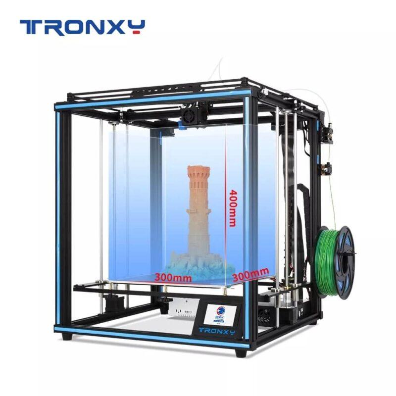 tronxy x5sa 3d printer specs
