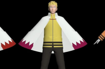 10 Top Free Naruto 3D Models for Download