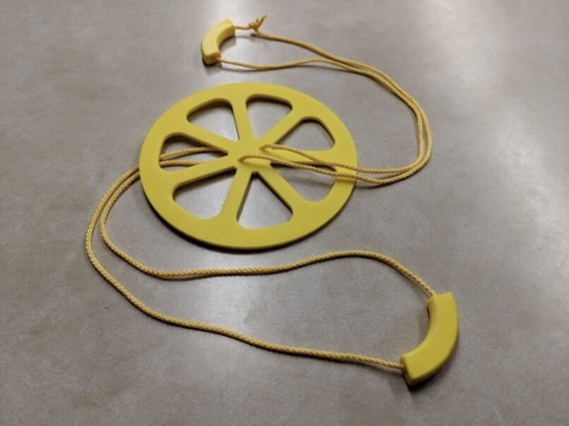 3D Printed Whirligig