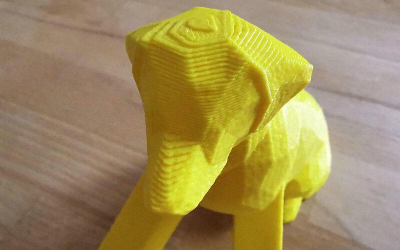 Anet A8 Plus 3D Printer print quality