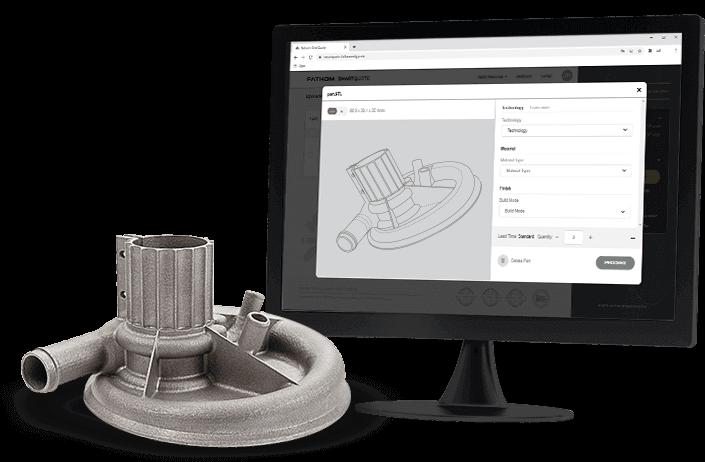 DMLS 3D printing