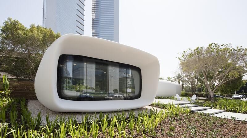 Dubai-based Killa Design 3D printed house