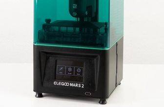 Elegoo Mars 2 Mono Review