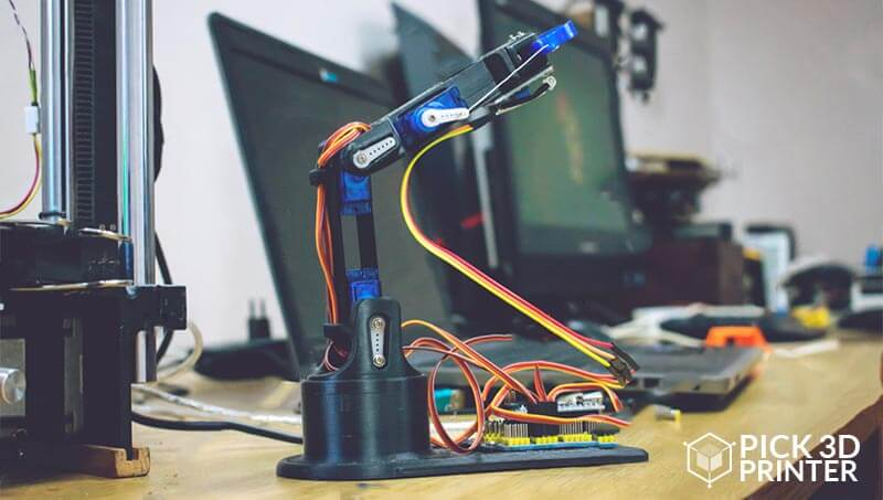 How to Make a 3D Printed Robotic Arm