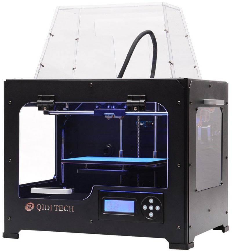 Qidi Tech 1 3D Printer impression