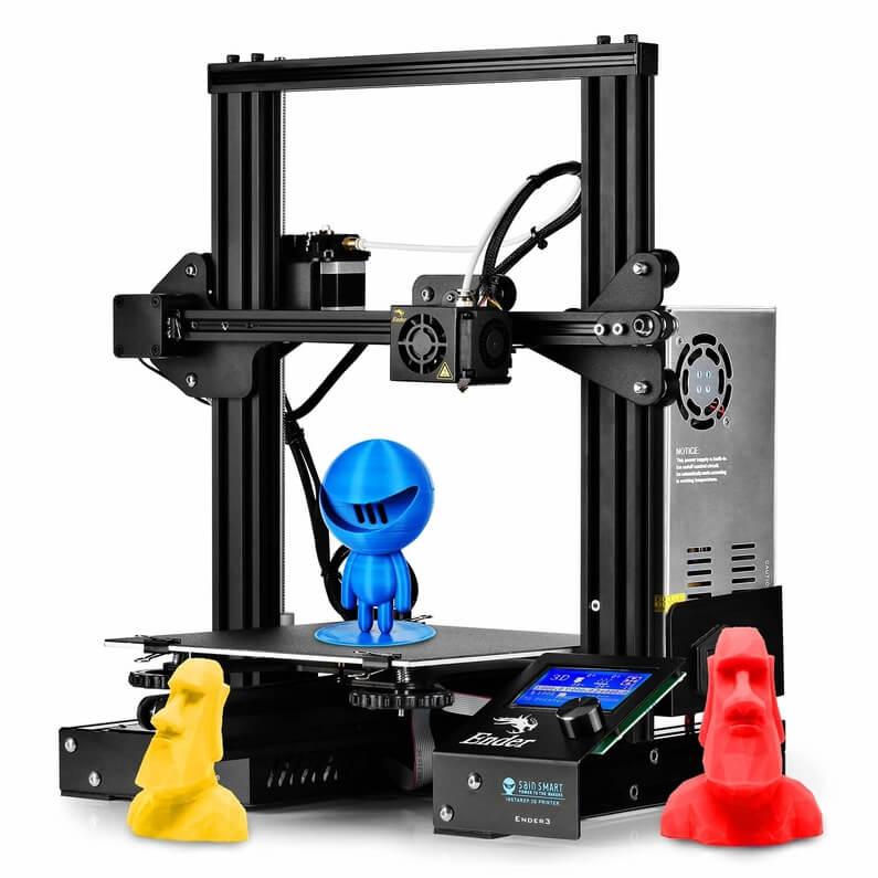 Sainsmart x Creality Ender 3 print quality
