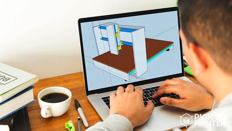 CNC Router design