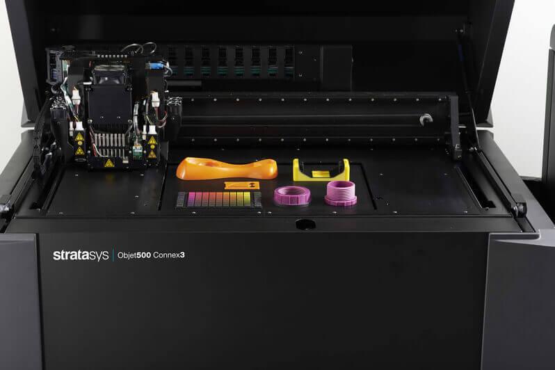 Stratasys Objet500 Connex3 specs