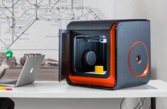 Tiertime UP Box Plus 3D printer