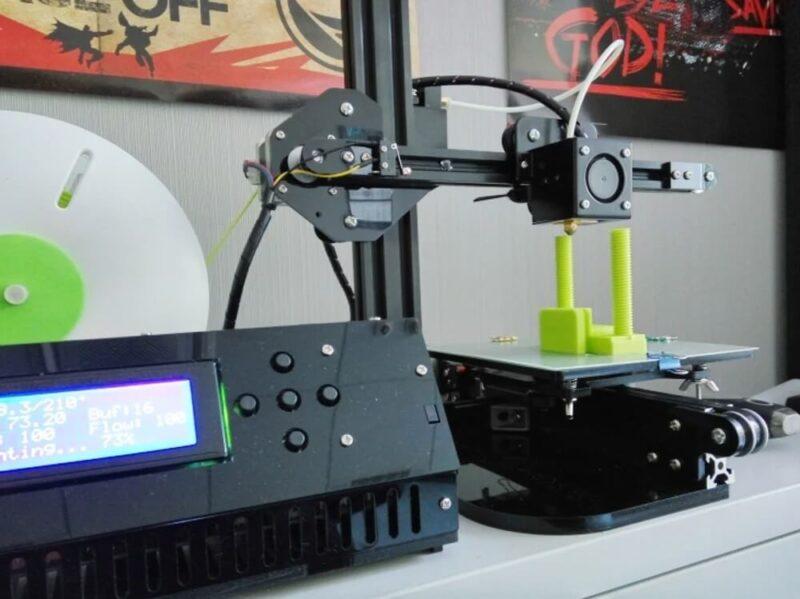 Tronxy X1 3D Printer print type