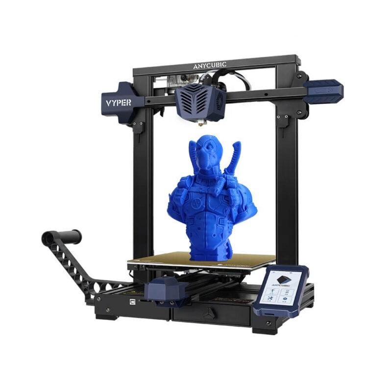 anycubic vyper 3d printer print quality
