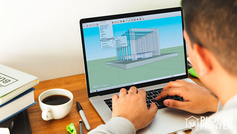 CAD Design procedure