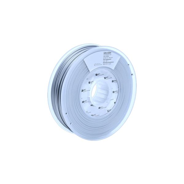ultimaker silver metallic pla