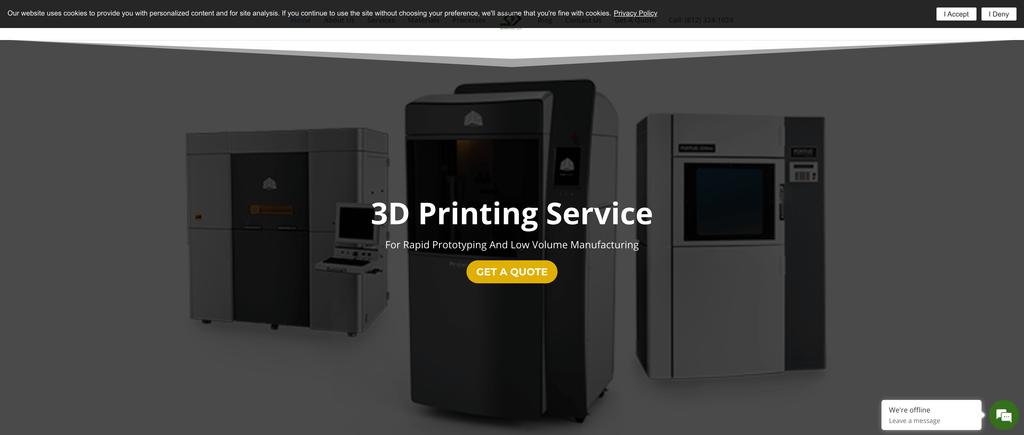 3D Printing Ally