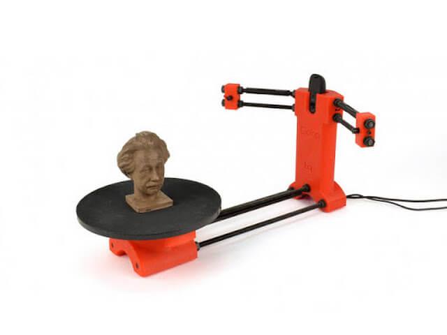 BQ Ciclop 3D Scanner scan quality