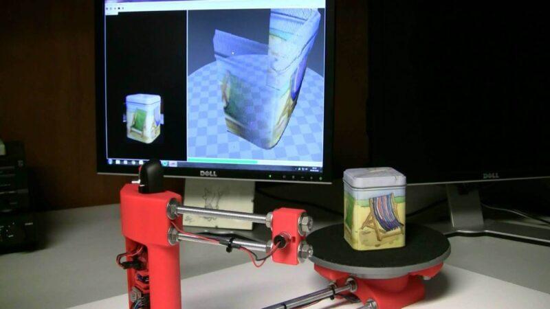 BQ Ciclop 3D Scanner software