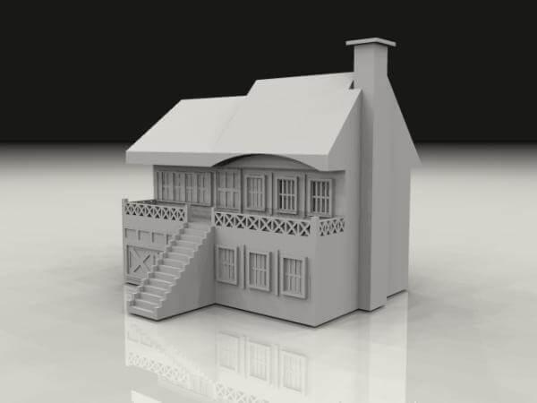 DD Freebies 3D models