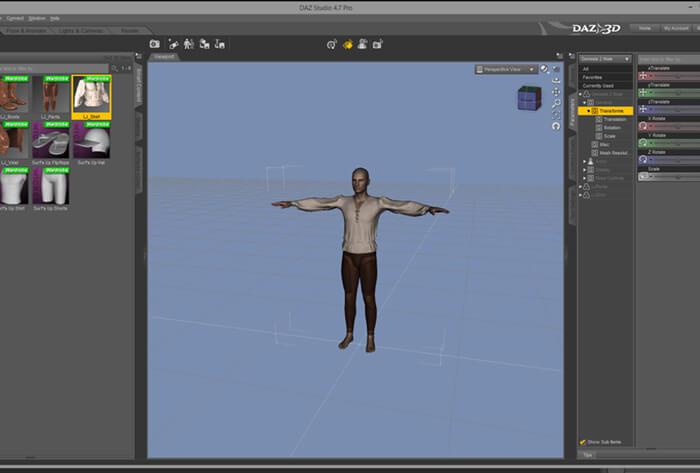Geek at Play 3D models