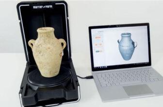 Matter and Form V2 3D Scanner In-Depth Review