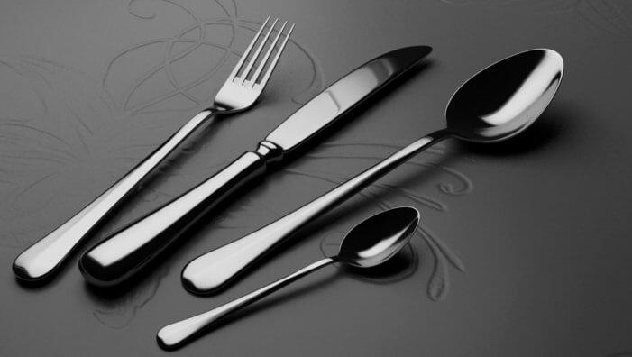 Cutlery 3d model
