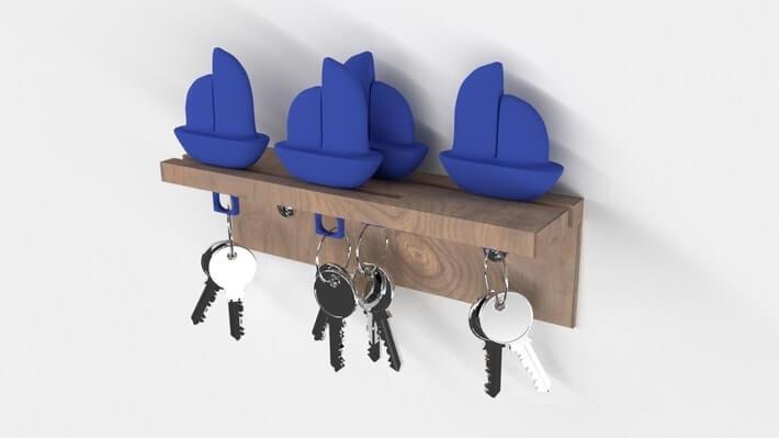 Key Holder 3D MODEL
