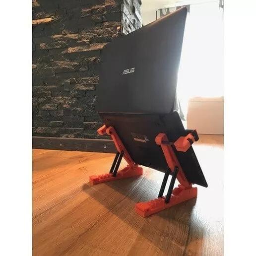 Laptop Holder 3D model