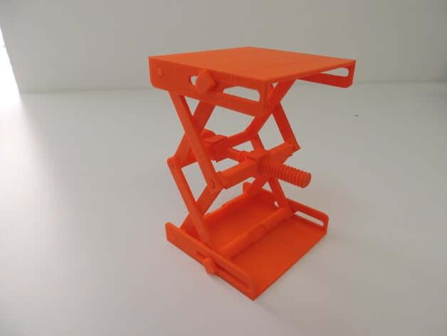 Platform Jack 3D MODEL