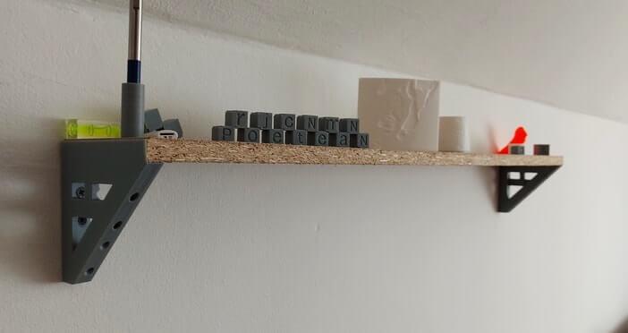 Shelf Brackets 3D model