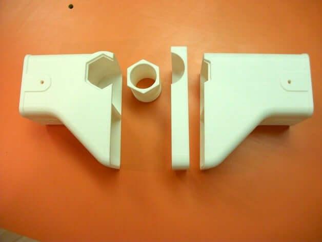 Water Diverter 3D model