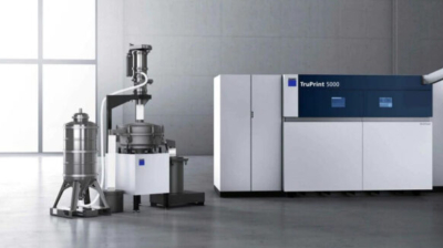 TRUMPF TruPrint 5000 3D Printer In-Depth Review